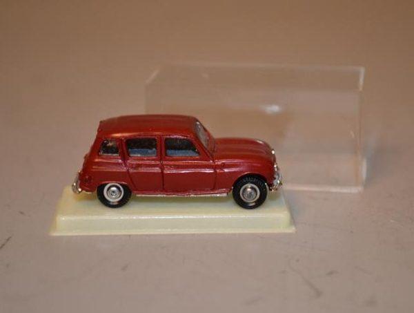 NOREV - Les Micro-miniatures - Modèle RENAULT 4L