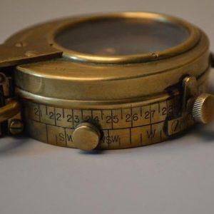 Boussole / Compas militaire - MKVII modèle Verner's WW1