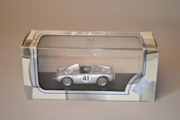 JOLLY-MODEL - JL0160 - PORSCHE RS 550 A SEBRING 1957