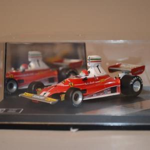 QUARTZO - 4052 - FERRARI 312T NICKY LAUDA WINNER BRAZILIAN GP 1976