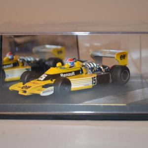 QUARTZO - Q4048 - Renault RS01/1 BRITISH Jabouille - 1977
