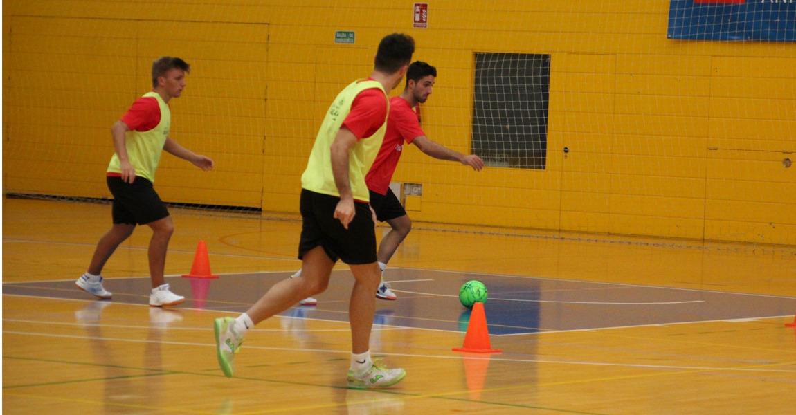 El CD El Ejido Futsal se enfrentará el sábado a SIMA Granada