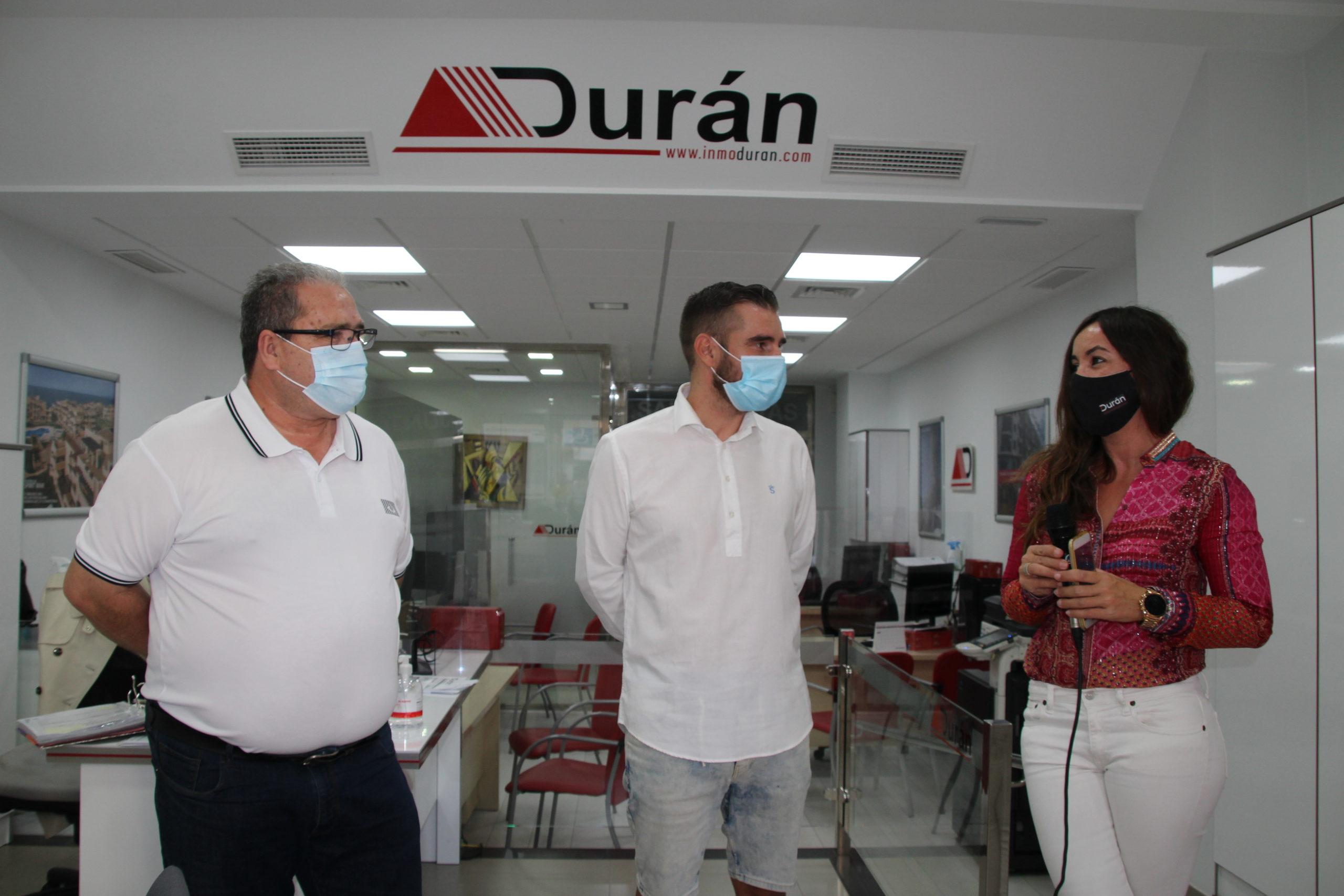 Inmobiliaria Durán patrocinará al CD El Ejido Futsal
