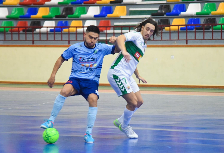 Durán Ejido Futsal cae 6-4 frente a Elche CF