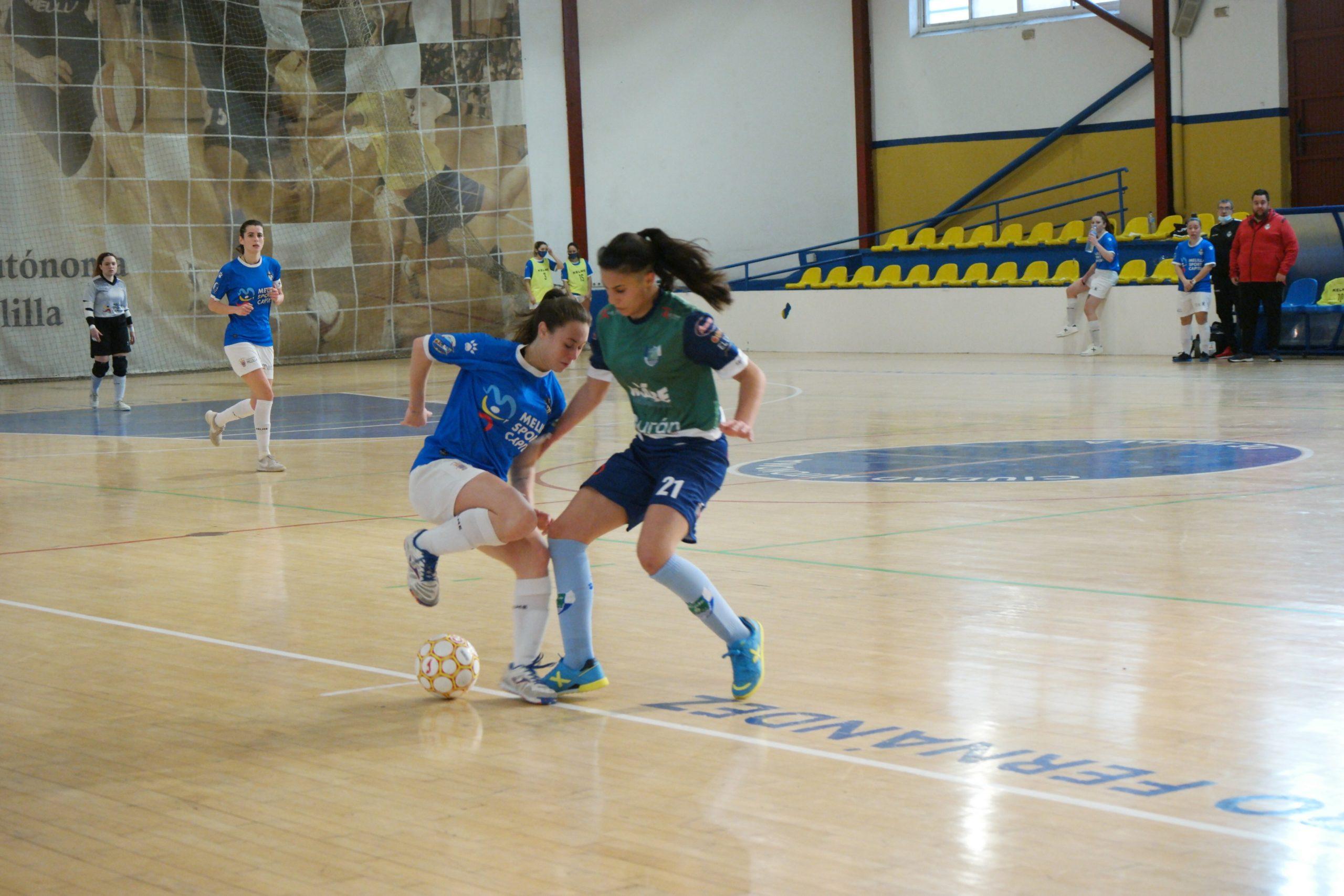 Mabe Ejido Futsal cae 5-3 ante Torreblanca Melilla