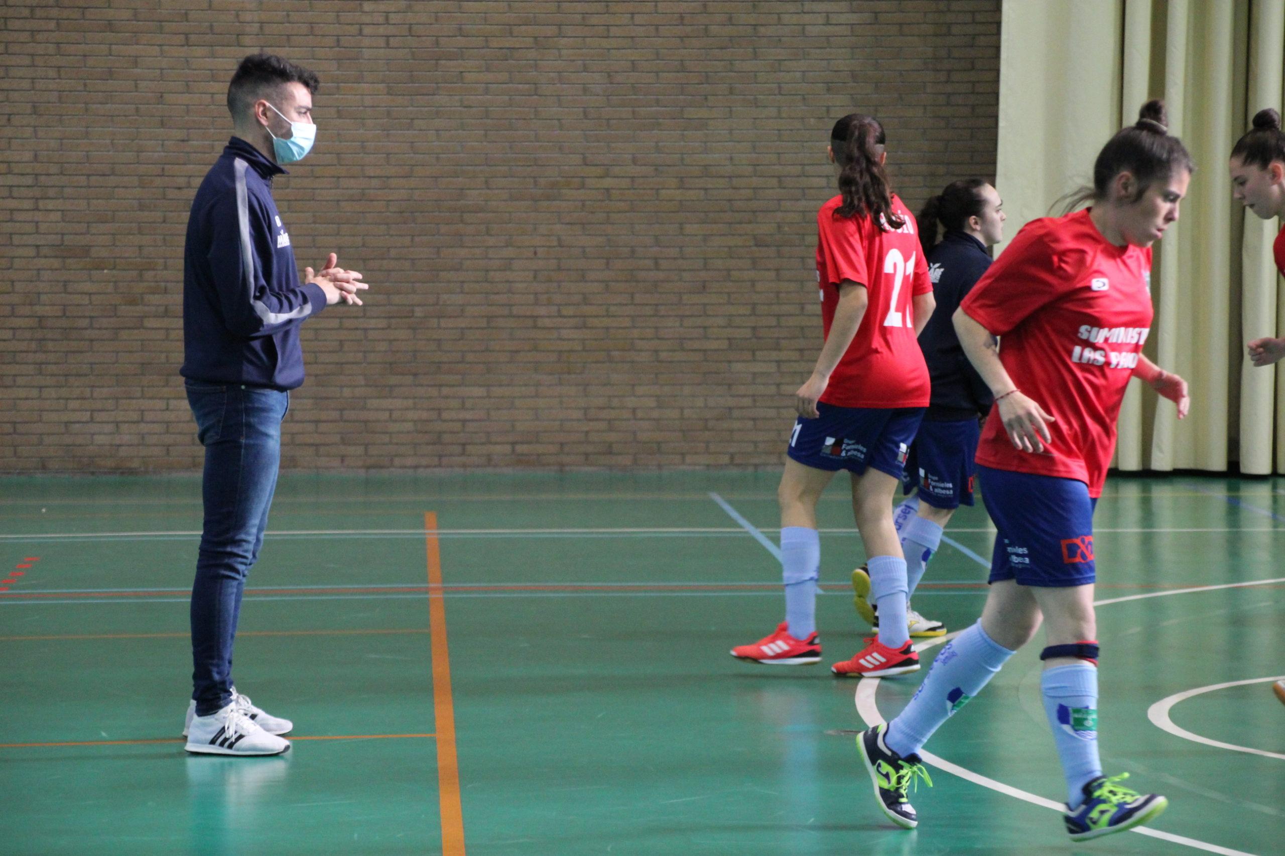 Mabe Ejido Futsal visita a Guadalcacín