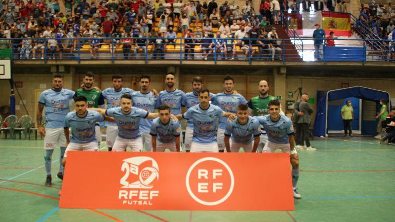 Durán Ejido Futsal luchará por el Ascenso este lunes