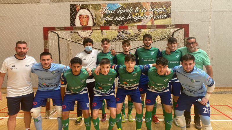 El Juvenil se trae los tres puntos de Málaga