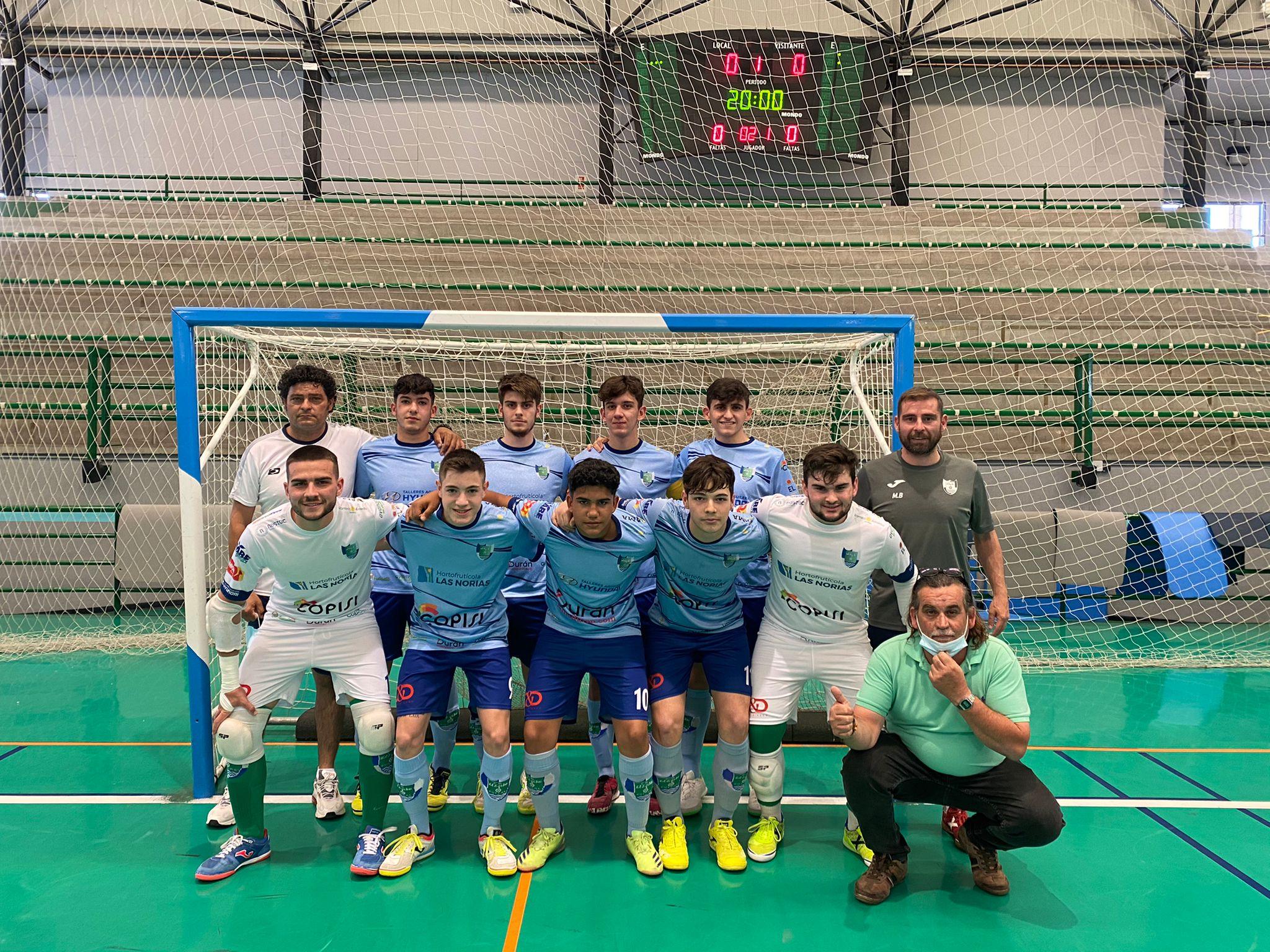 El Juvenil se impone 0-2 al Torremolinos