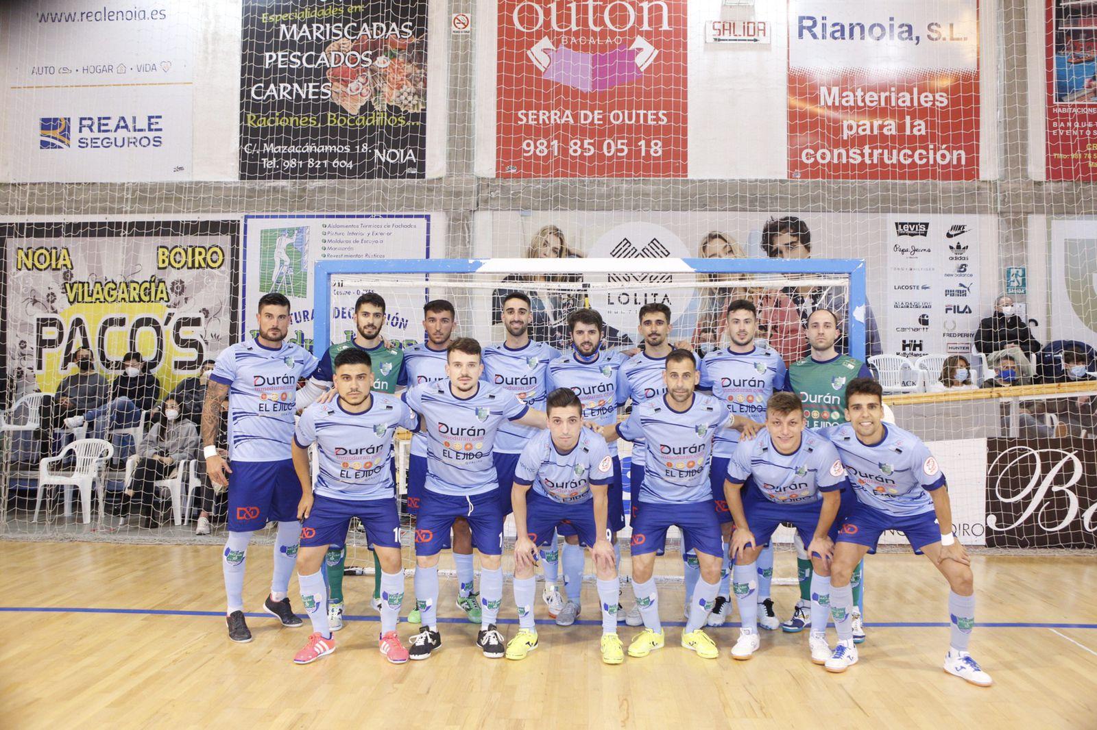 Victoria y Final de Play Off de Ascenso a Primera para Durán Ejido Futsal