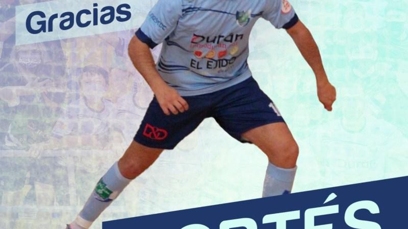 Cortés abandona Durán Ejido Futsal