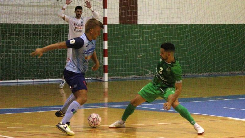 Derrota ajustada del CD El Ejido Futsal ante UMA Antequera