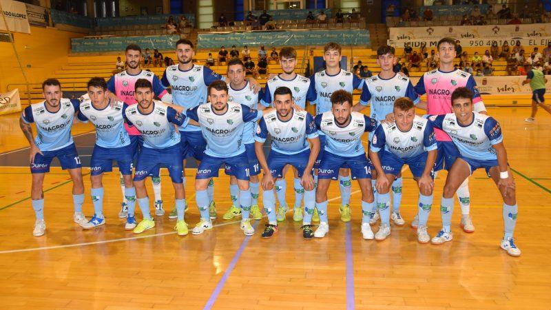 El CD El Ejido Futsal, a semis contra Real Betis en la Copa de Andalucía