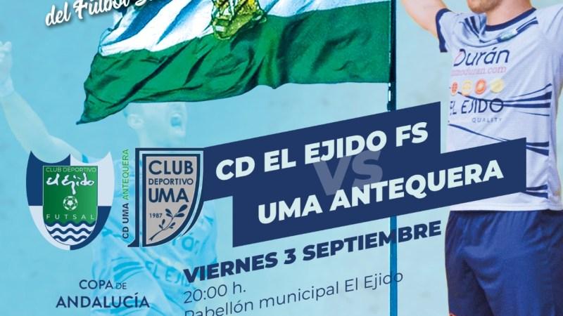 ¡Ya puedes comprar tu entrada para la Copa de Andalucía online!