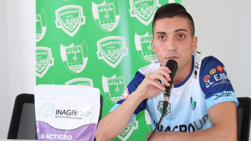 Guille: «Intentaremos mostrar nuestra mejor versión y ofrecer nuestro mejor juego en Benavente»