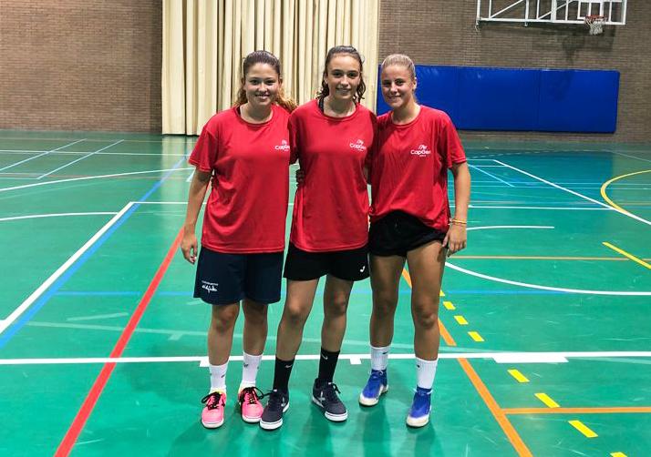 Las Bases toman protagonismo esta temporada en Inagroup Mabe El Ejido Futsal