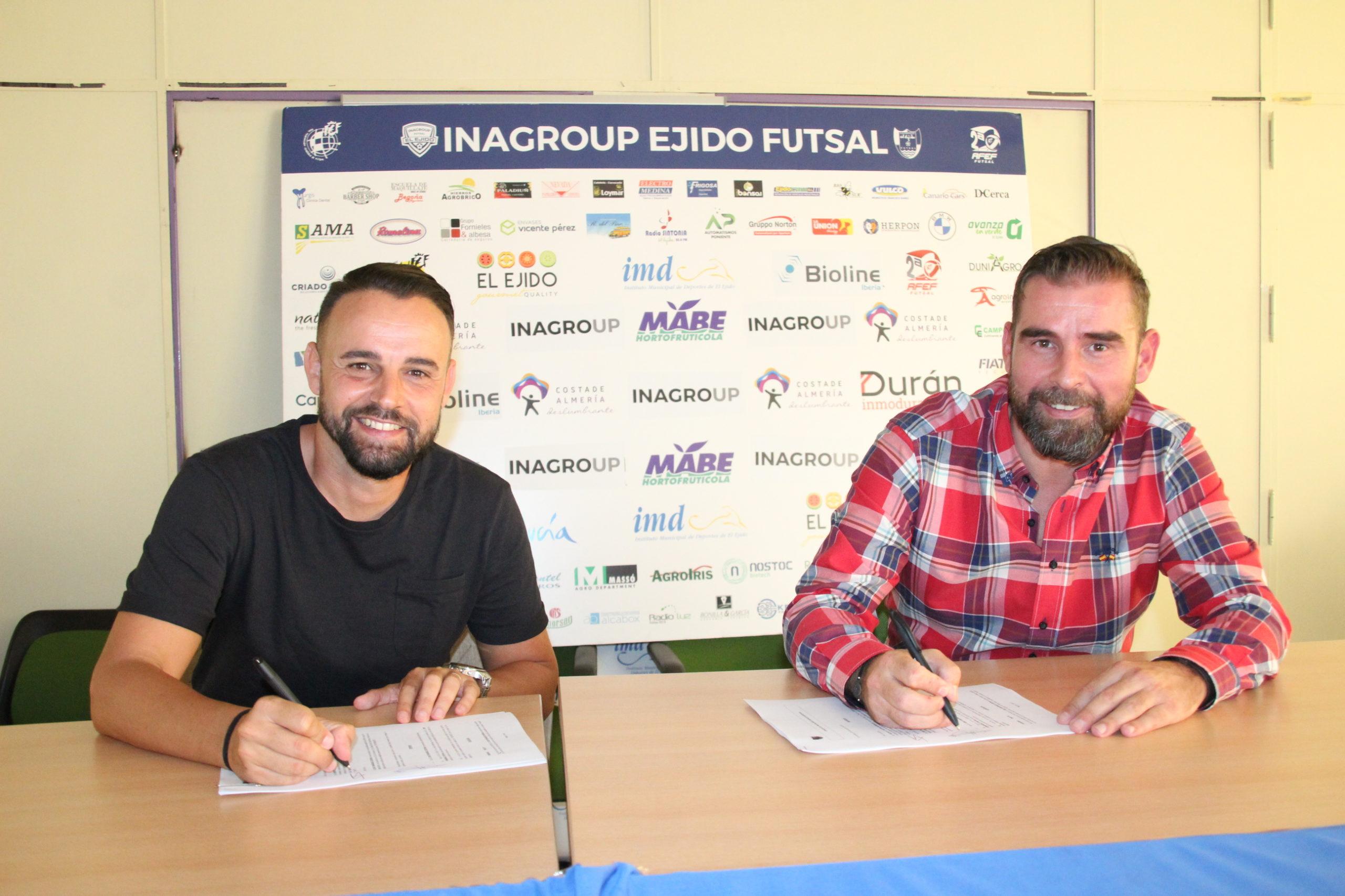 José  Fernández: «Estoy contento y orgulloso de llegar y poder sumar mi granito de arena»