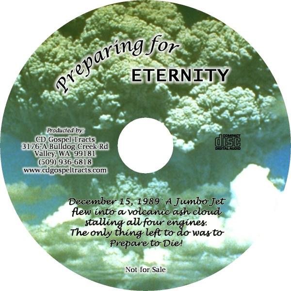 preparing for eternity