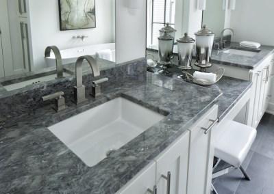 Bathroom Granite Countertop
