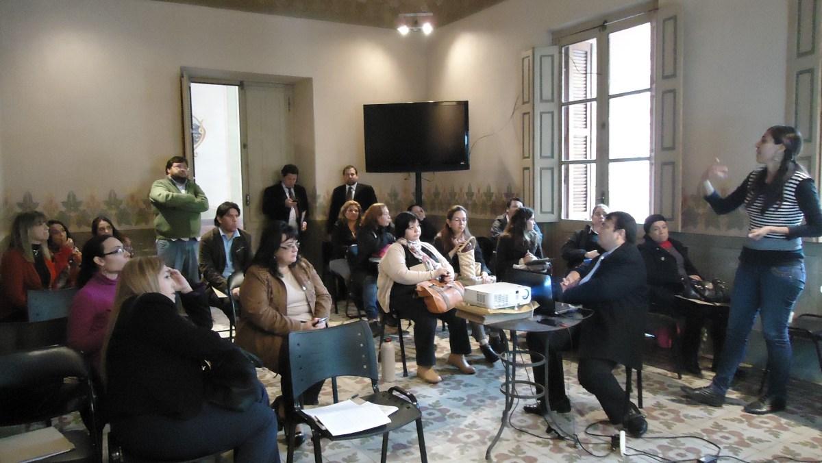 Culmina taller de Planificación Estratégica contra la trata de personas