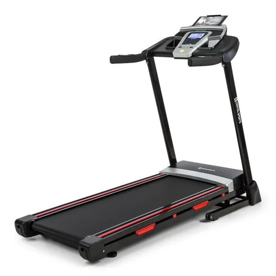 capital sports pacemaker f80 tapis de course cardio training 14 km h port usb enceinte integres