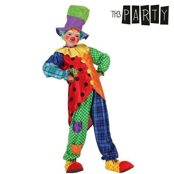 costume pour enfant clown deguisement original f