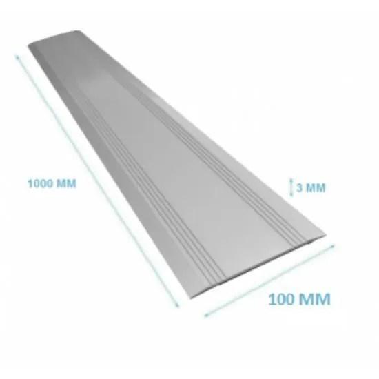 Barre De Seuil Aluminium 3 X 100 X 1000 Mm Cdiscount Bricolage