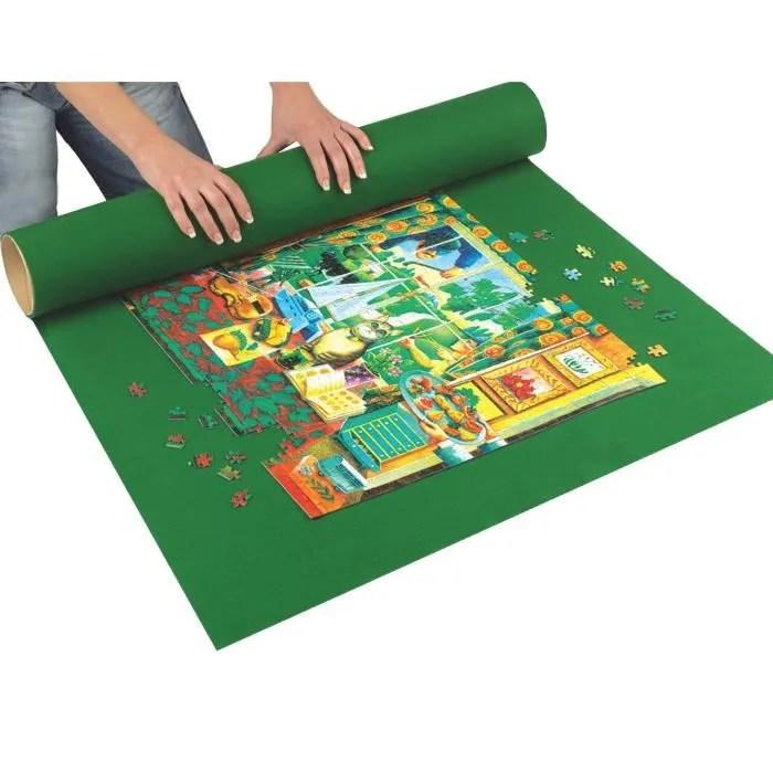 tapis de puzzle enroulable cdiscount