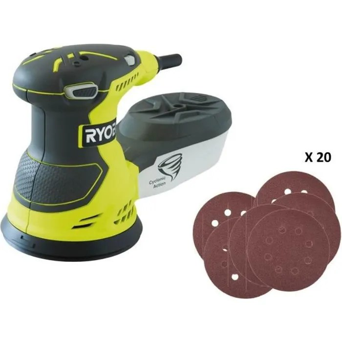Plateau A Poncer Velcro Pour Ponceuse Excentrique Dexter De 125 Cdiscount