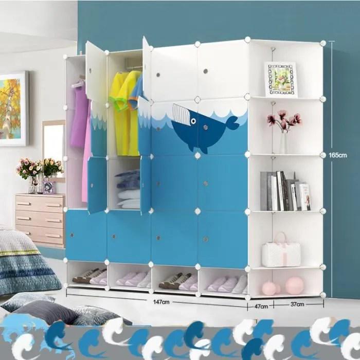 armoire enfant armoire d angle 16 portes 10 cas 2