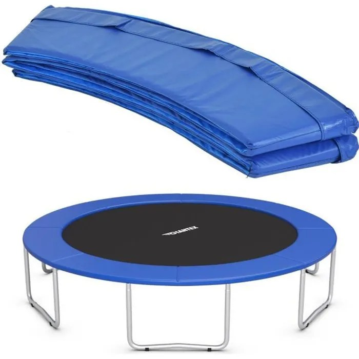 coussin de protection trampoline 240