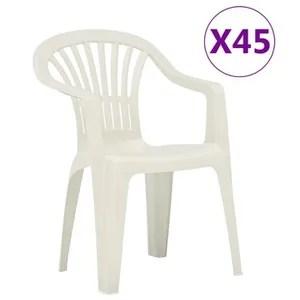 fauteuil de jardin plastique achat