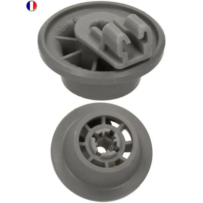 00611475 roue roulette panier inferieur pour lav