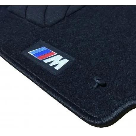 tapis de sol pour bmw serie 3 e46 finition m 4 portes 1998 2005