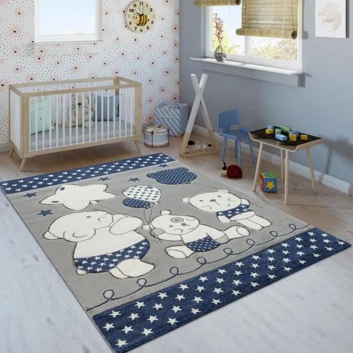 tapis enfant chambre enfant adorable famille d our