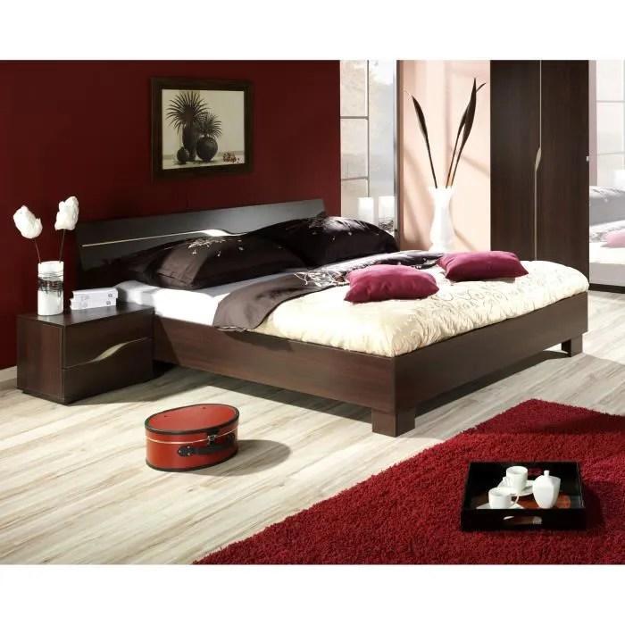 lit adulte design deux places santiago