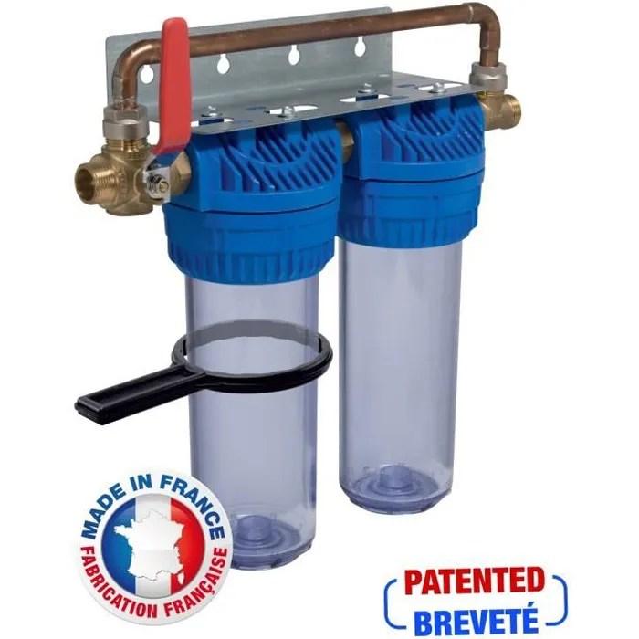 aquawater station de filtration anti tartre haute