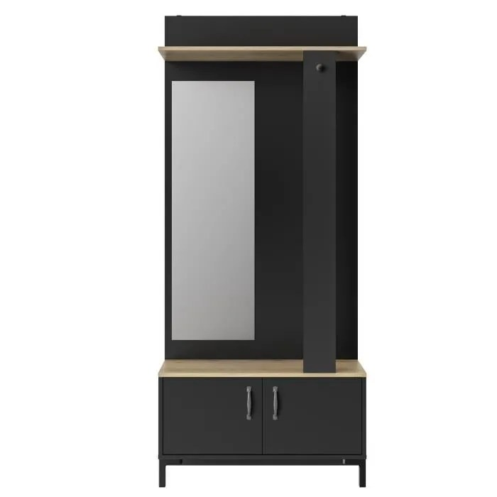 gami meuble d entree 2 portes made in france