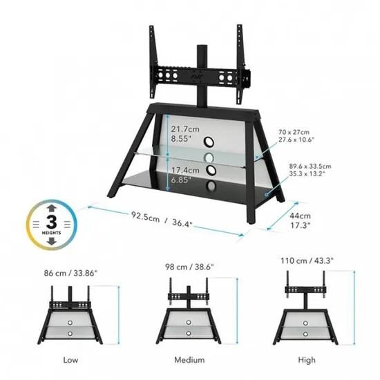 https www cdiscount com maison meubles mobilier meuble tv avec potence support tv avf easel 925 f 11760010502 avf5014117967045 html