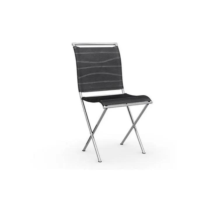 chaise pliante design air folding