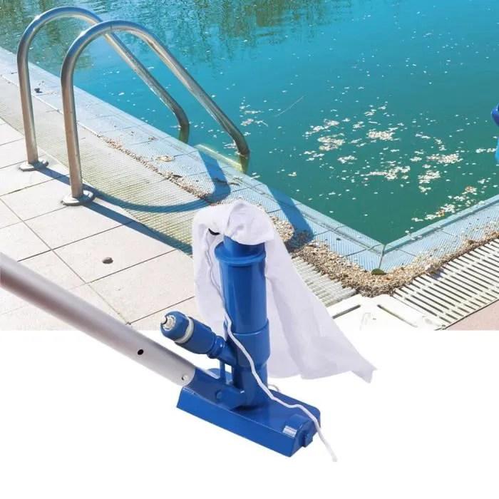 aspirateur de piscine et bassin