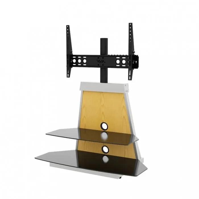 meuble tv avec potence support tv avf
