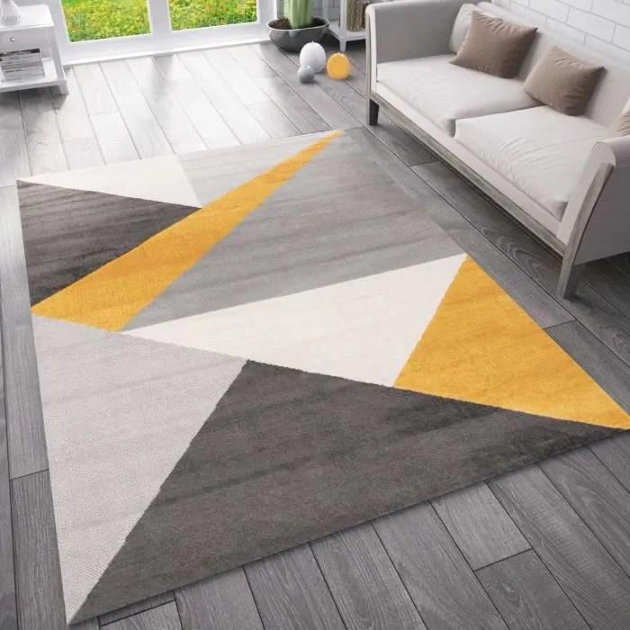 tapis jaune 160x230