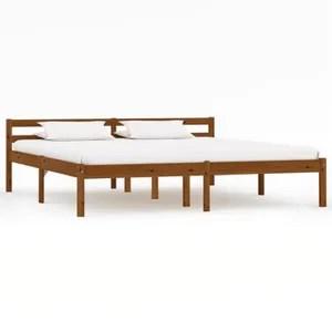 structure de lit adulte en hauteur