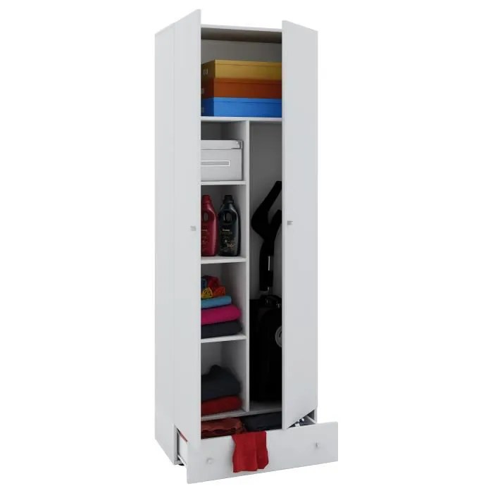 armoire balais 1 porterangement