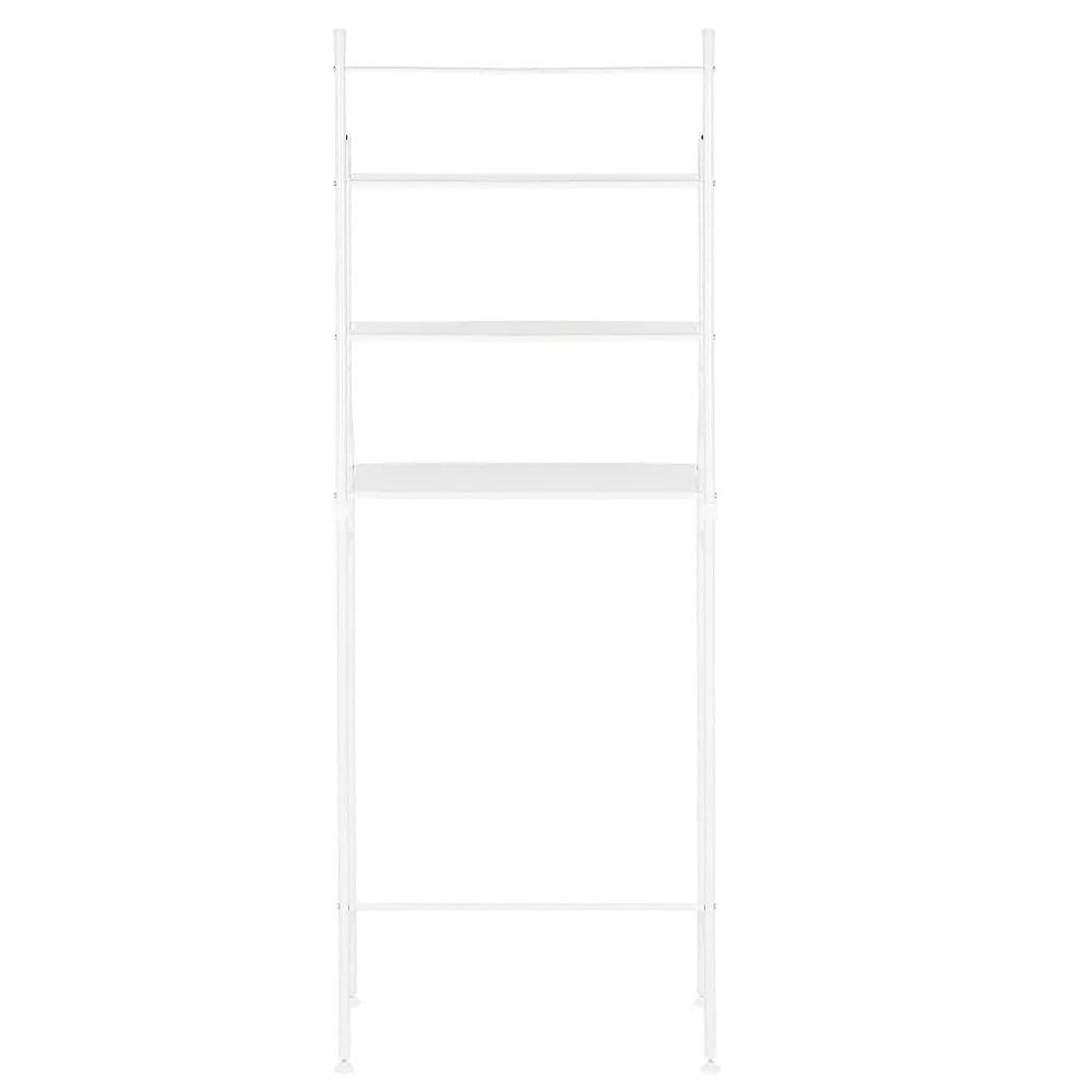 colonne de toilette meuble wc etagere de stockage pr toilette salle bain blanc 56 x 25 x 151cm yes