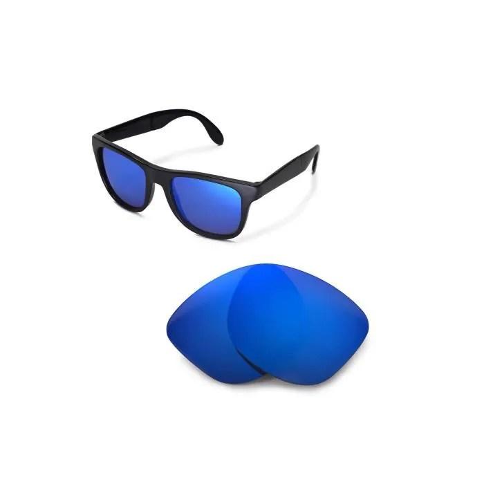 lunette ray ban verre bleu