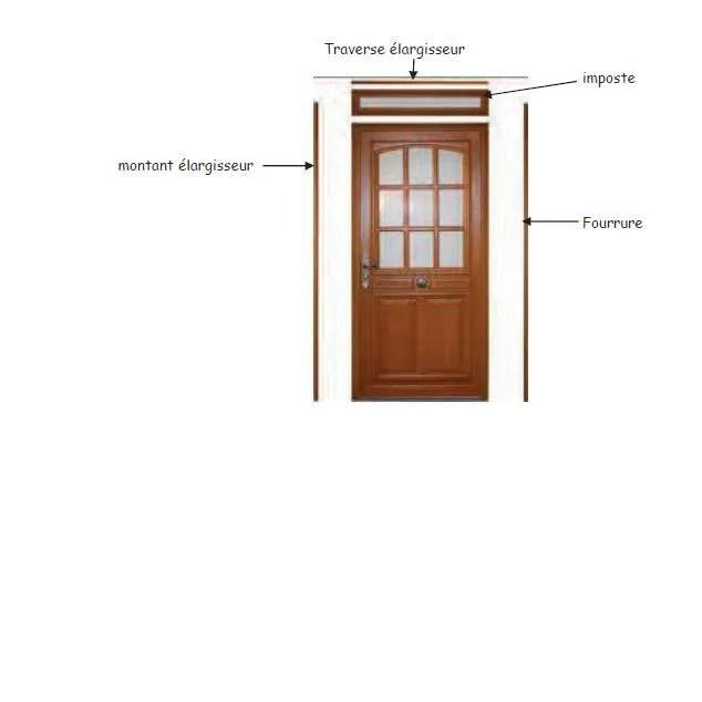 tapees d isolation pour porte d entree pour isolation de 120 prepeinte en blanc promo