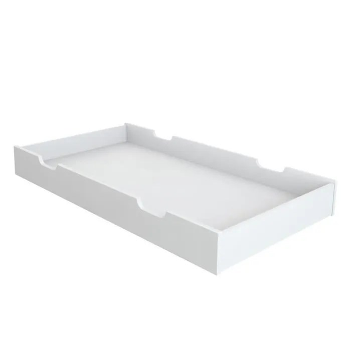 tiroir de lit rangement sous lit bebe