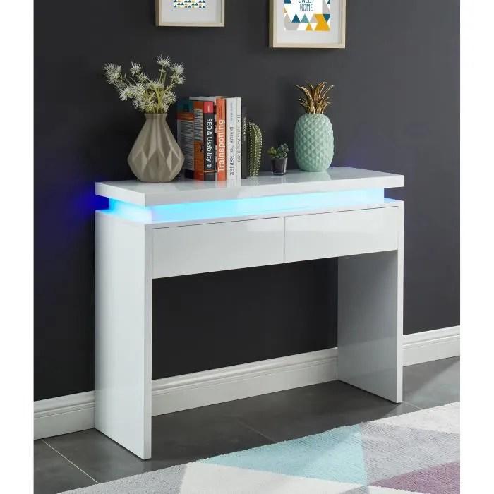 table console extensible avec chaise